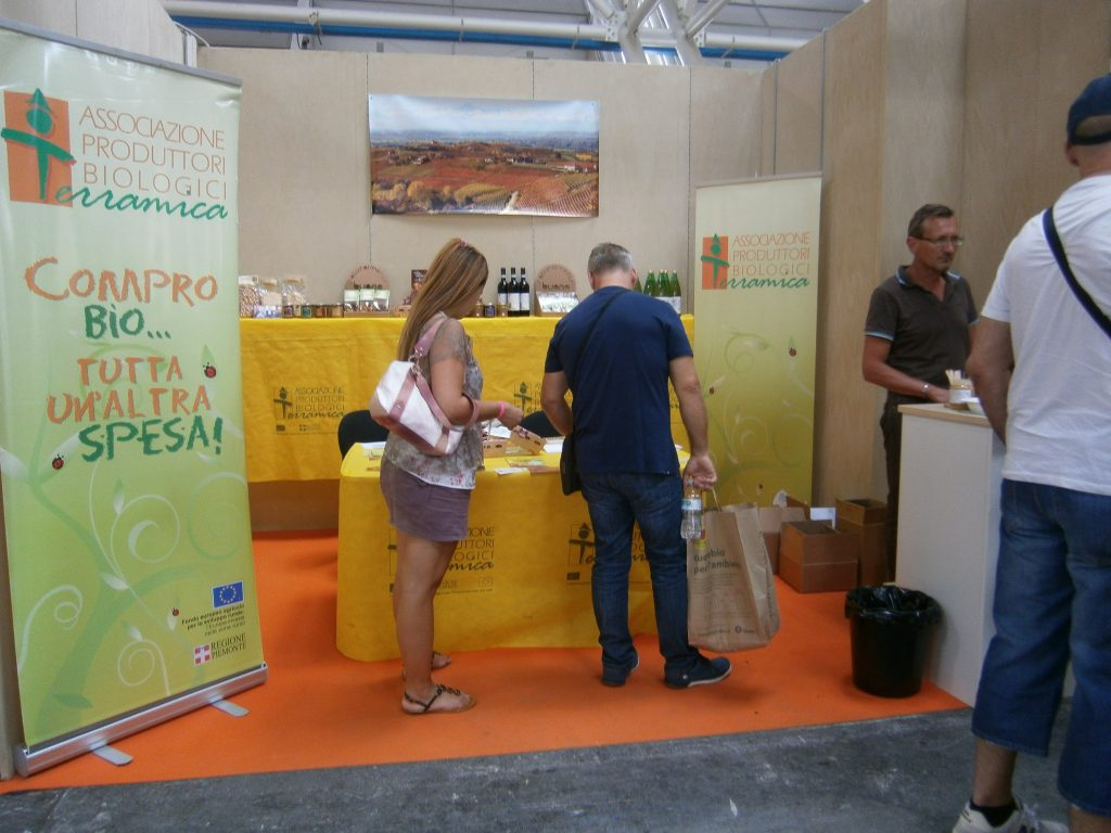 Terramica partecipa al Sana 2013 – Bologna 7-10 Settembre